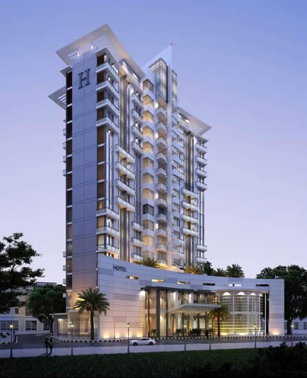 JV hotel project in langkawi