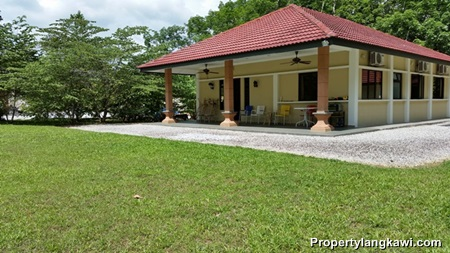 Langkawi property for sale - house and land