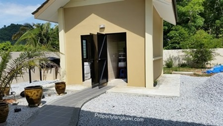 langkawi house and land for sale