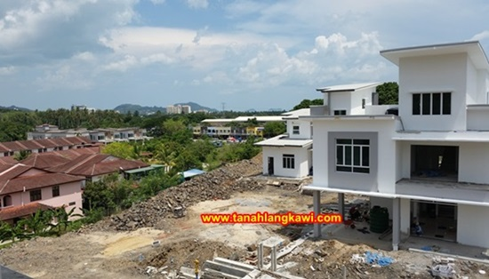 Freehold langkawi bungalow for sale