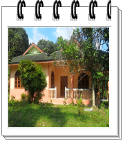 House for rent at Langkawi